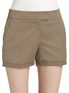 Akris Punto Cotton Shorts
