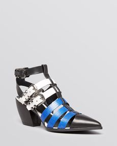 Kenneth Cole Pointed Toe Gladiator Sandals - Queensdale