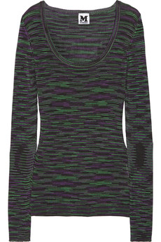 M Missoni Cotton-blend sweater