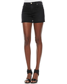 Leigh Alley Cat High-Rise Shorts   Leigh Alley Cat High-Rise Shorts