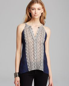 Sanctuary Mixed Print Tank