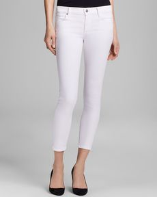 Citizens of Humanity Jeans - Avedon Ankle Skinny in Optic White