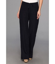 Three Dots Wide Leg Drawstring Pant