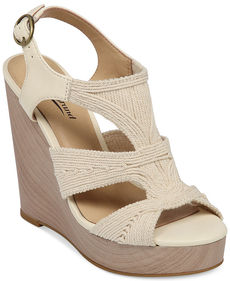 Lucky Brand Women's Rosiee Platform Wedge Sandals