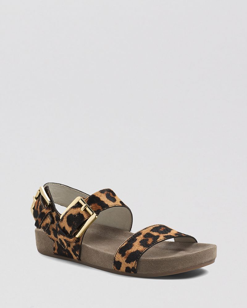 MICHAEL Michael Kors Flat Sandals - Sawyer
