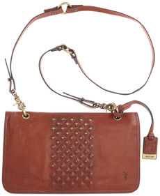 Frye Jesse Stud Shoulder Bag