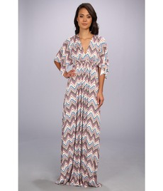 Rachel Pally Long Caftan Print Dress