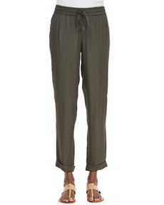 Joie Loose Jersey Drawstring Pants