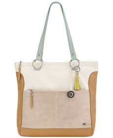 The Sak Iris Leather Tote
