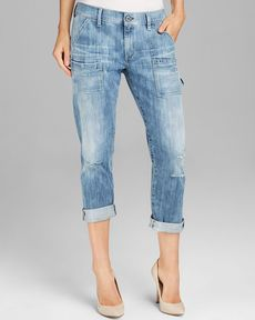 Citizens of Humanity Jeans - Leah Straight in Sun Bleach