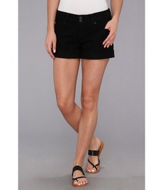 Hudson Croxley Short in Black