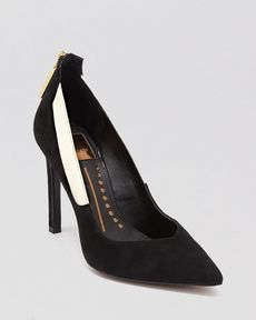 Dolce Vita Pointed Toe Pumps - Karine High Heel