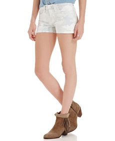 Levi's® Juniors' Shorts Army Print