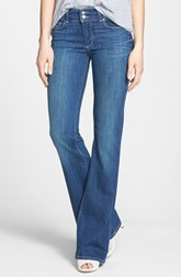 Paige Denim 'Hidden Hills' High Rise Bootcut Jeans (Avalon)