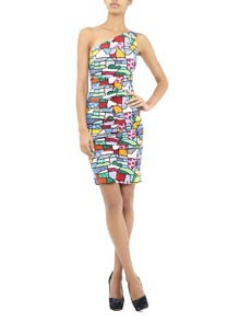 Romero Britto Dress
