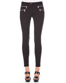 Stretch-Cotton Skinny Pants   Stretch-Cotton Skinny Pants