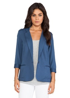 Soft Joie Trevor Blazer in Navy