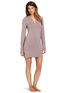 Calvin Klein Women's Essentials Long-Sleeve Night Dress
