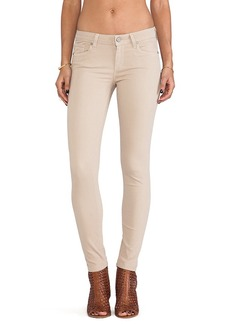 Paige Denim Verdugo Ankle in Faded Khaki