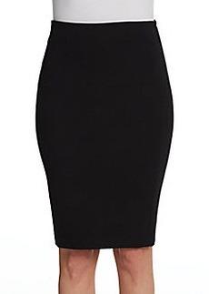 Diane von Furstenberg Marta Stretch-Knit Pencil Skirt