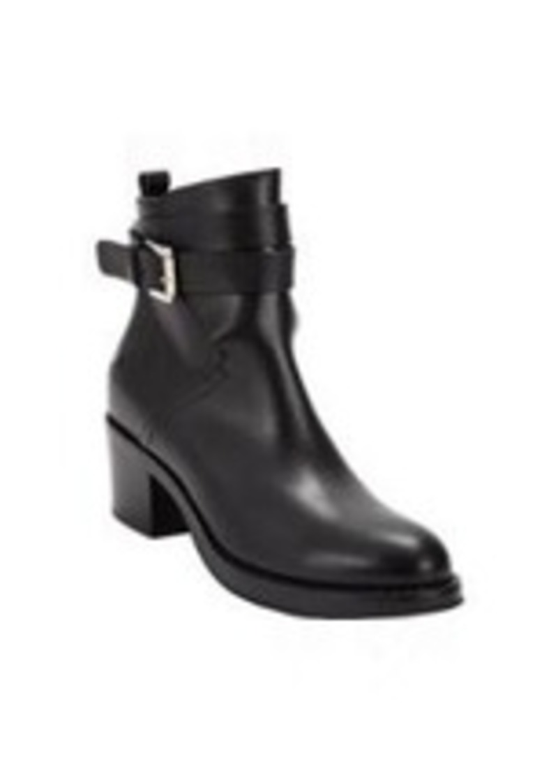 Costume National Wrap-Around Ankle-Strap Ankle Boots