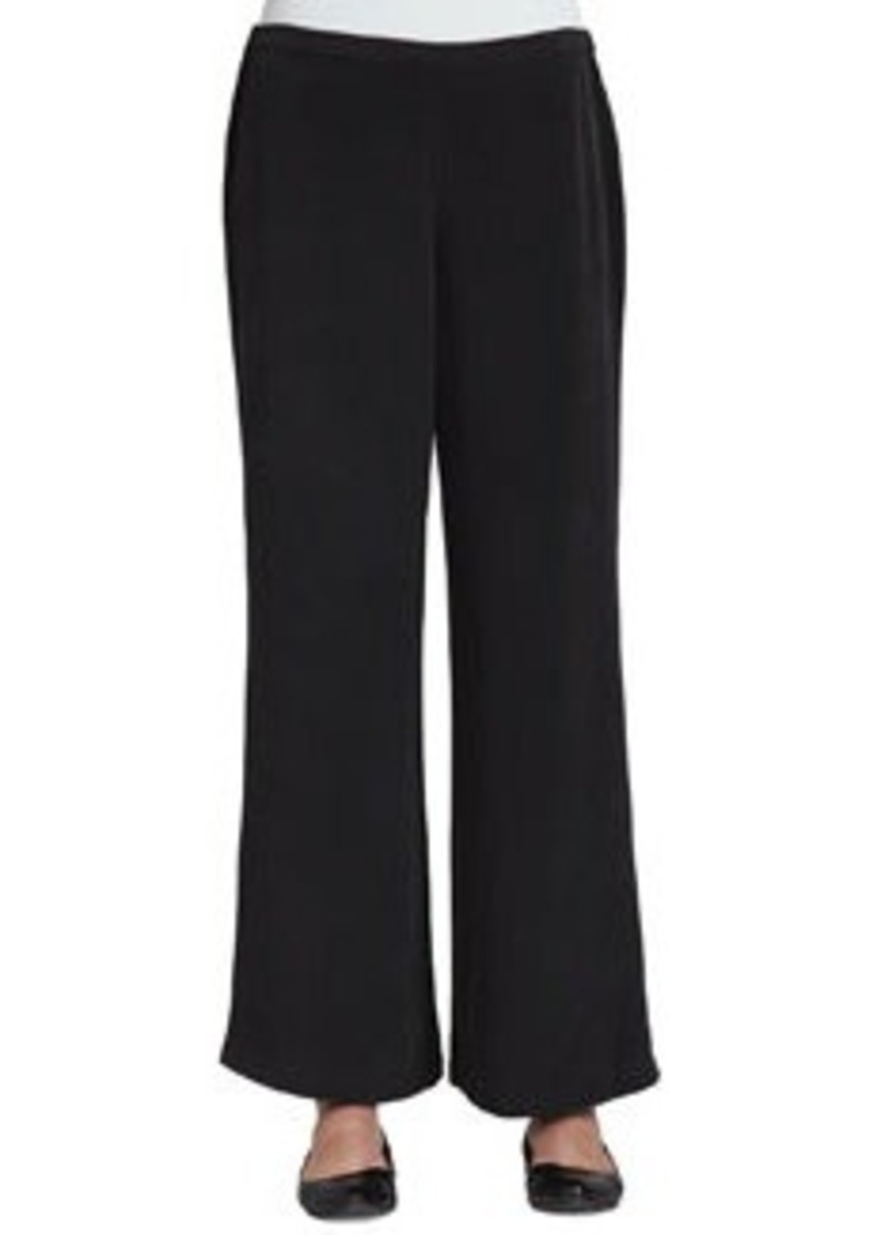 Go Silk Full-Leg Silk Pants