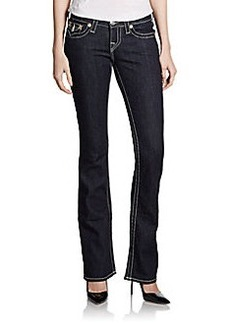 True Religion High-Rise Bootcut Jeans