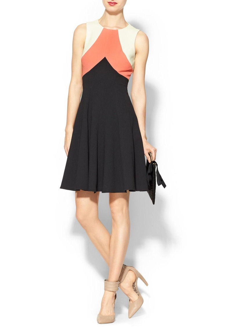 Shoshanna Combo Tia Dress