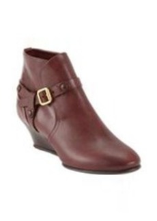 Chloé Belted Wedge Ankle Boots