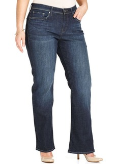 Levi's® Plus Size 512 Perfectly Shaping Bootcut Jeans, Unscripted Wash
