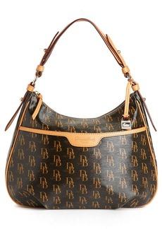 Dooney & Bourke Handbag, Signature 1975 Collins Shoulder Bag