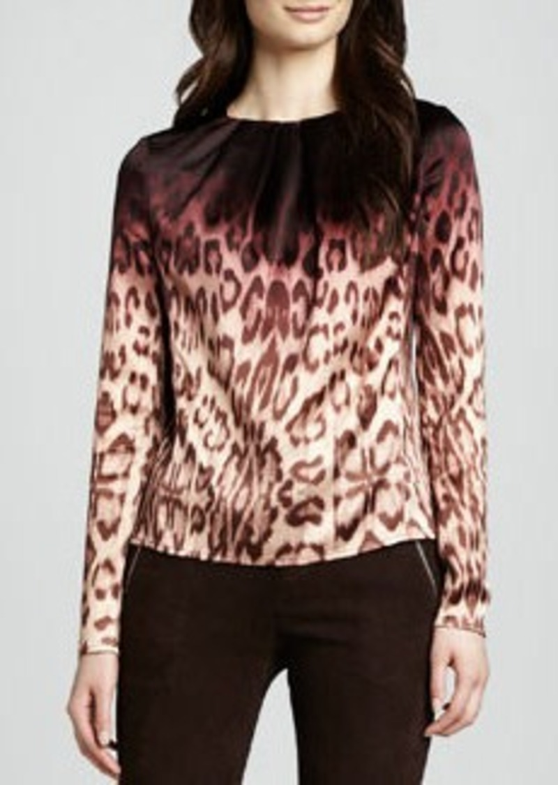 How To Wear Zebra Print Blouse 31