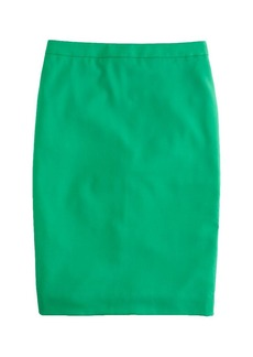 Pencil skirt in Super 120s wool