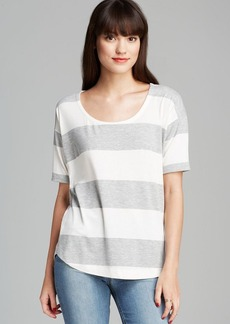 Splendid Tee - Luna Lake Stripe