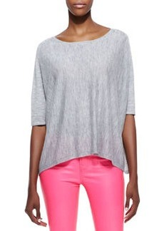 J Brand Jeans Feather-Weight Cashmere Sweater