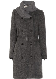 Burberry Brit Knitted wool-blend cardi-coat