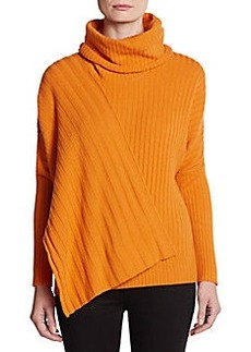 Lafayette 148 New York Wool Turtleneck Top