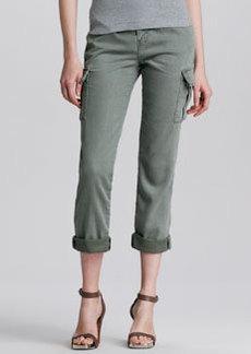 J Brand Ready to Wear Croft Cuffed Cargo Pants
