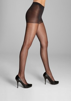 HUE Tulle Dot Sheer Tights