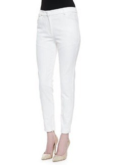 M Missoni Cotton Skinny-Leg Pants