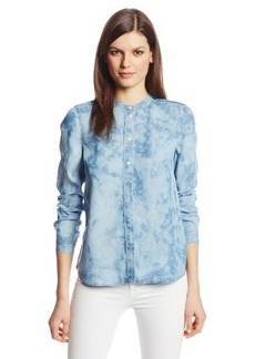 Calvin Klein Jeans Women's Denim Trapeze Shirt