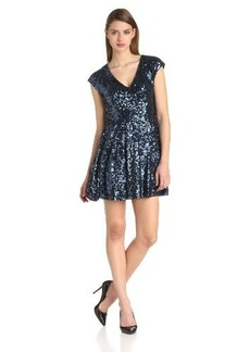 French Connection Women's Spectacular Sparkle Dress