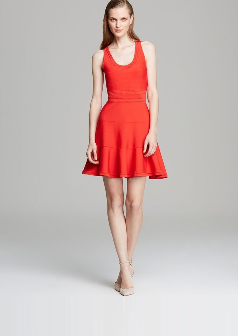 DIANE von FURSTENBERG Dress - Perry Fit and Flare