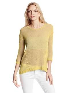 Kensie Women's Wrapped Knit Sweater