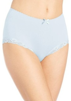 Hanro Womens Valerie Full Brief Panty