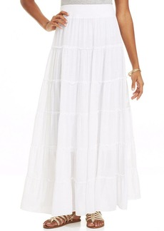 Style&co. Petite Tiered Maxi Skirt