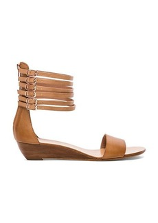 Ella Moss Harleigh Flat Sandals in Tan