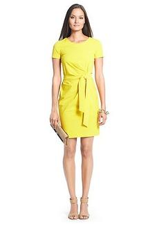 Zoe Short Sleeve Cotton Dress