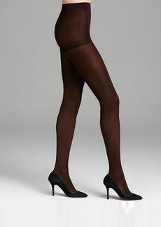 Donna Karan Hosiery Tights - Sueded Jersey Control Top #0B110