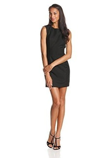 French Connection Women's Super-Stretch Sheath Dress